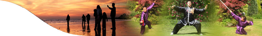 TAIJIQUAN section - About Taijiquan - Display index page